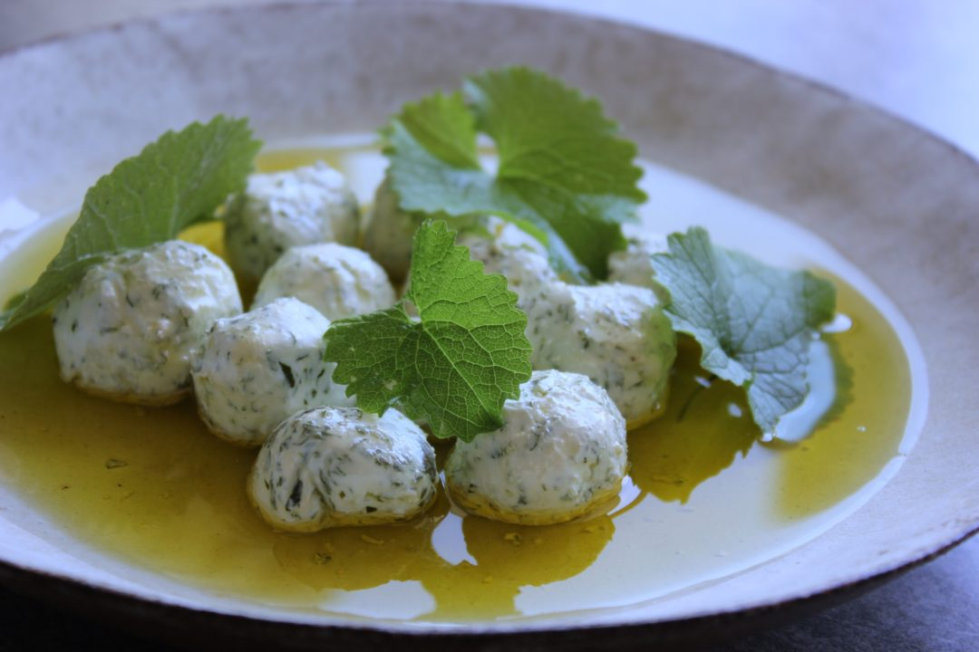 Labneh Recipe | TasteSpotting