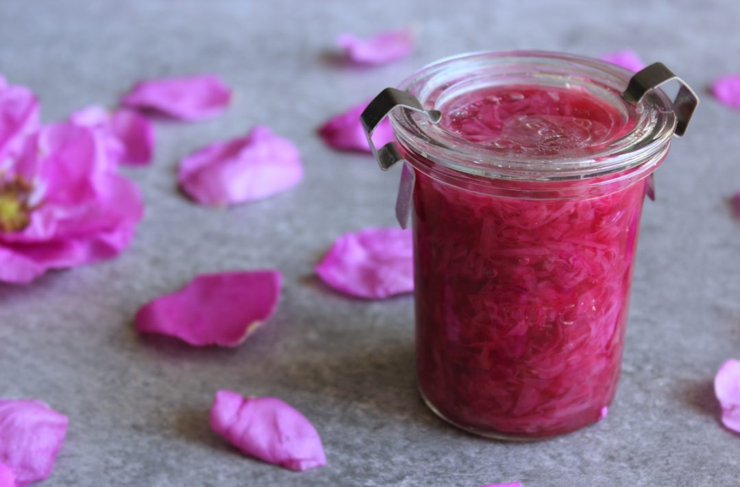 Hybenrose marmelade