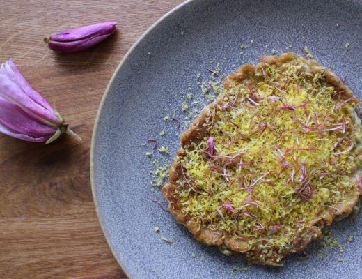 Magnolie omelette