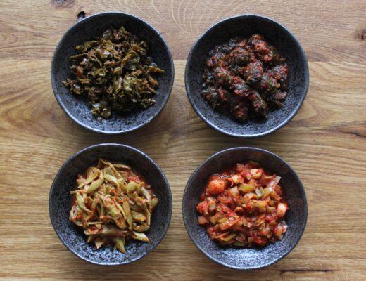 vild kimchi